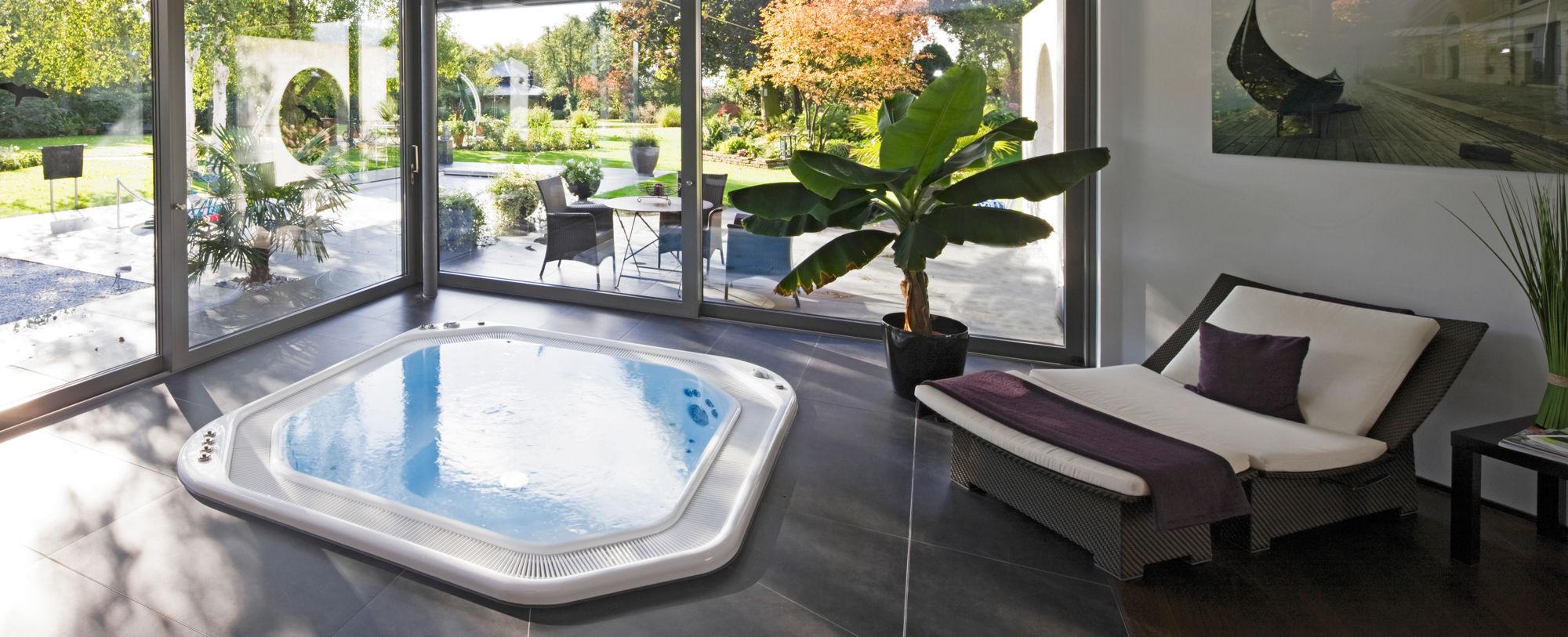 indoor whirlpools. Black Bedroom Furniture Sets. Home Design Ideas